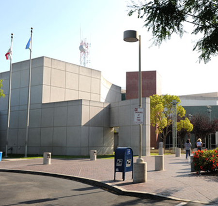 Los Angeles Century Regional Detention Facility (CRDF)