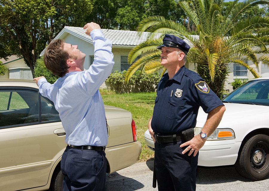 What to Expect During a Field Sobriety Test - Armstrong Bail Bonds