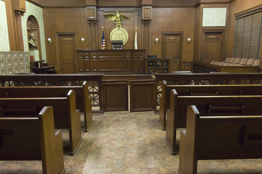 Armstrong Bail Bonds Blog - Courtroom Etiquette