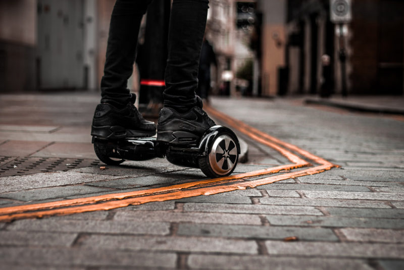 Armstrong Bail Bonds Blog - Hoverboards in California