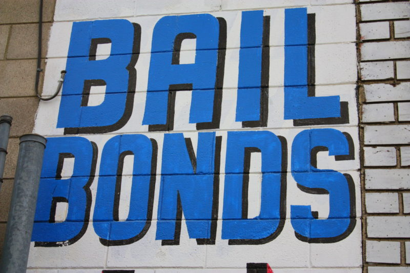 What Information Does Your Bail Bondsman Need?